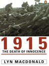 1915:  the Death of Innocence (eBook): The Death of Innocence