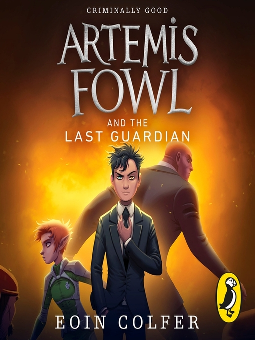 Artemis Fowl and the Last Guardian (MP3): Artemis Fowl Series, Book 8