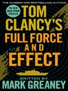 Full Force and Effect (eBook): Jack Ryan Series, Book 17