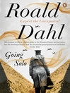Going Solo (eBook)