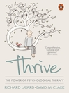 Thrive (eBook): The Power of Evidence-Based Psychological Therapies