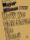How We Can Save the Planet (eBook)