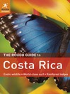 The Rough Guide to Costa Rica (eBook)