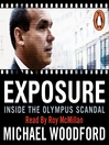 Exposure (MP3): Inside the Olympus ScandalHow I Went from CEO to Whistleblower
