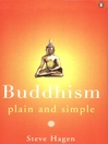 Buddhism Plain and Simple (eBook)
