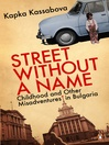 Street Without a Name (eBook)