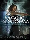 Magic on the Storm (eBook): Allie Beckstrom Series, Book 4