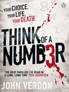 Think of a Number (eBook)