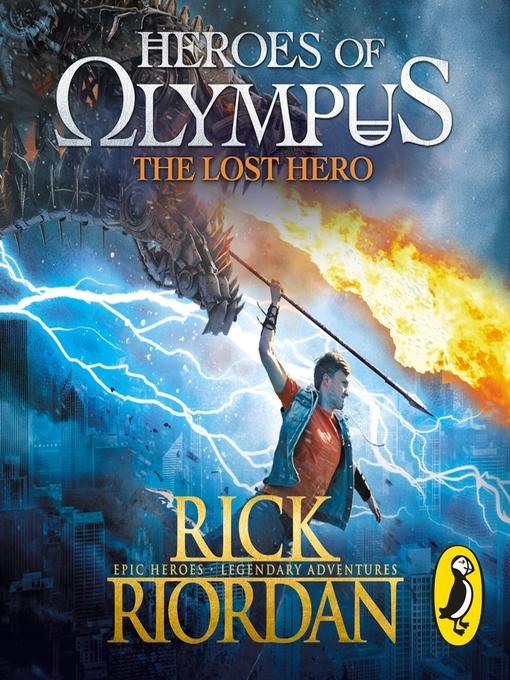 The Lost Hero (MP3): The Heroes of Olympus Series, Book 1