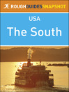 Rough Guides Snapshot USA (eBook): The South