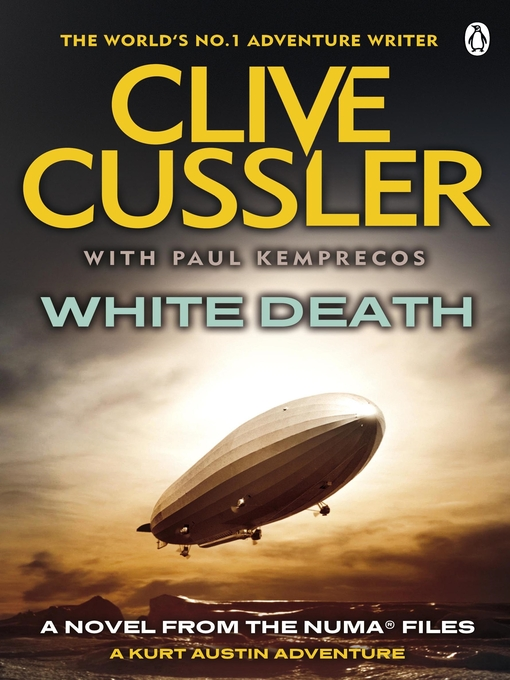 White Death (eBook): NUMA Files #4