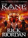 The Red Pyramid (eBook): The Kane Chronicles, Book 1