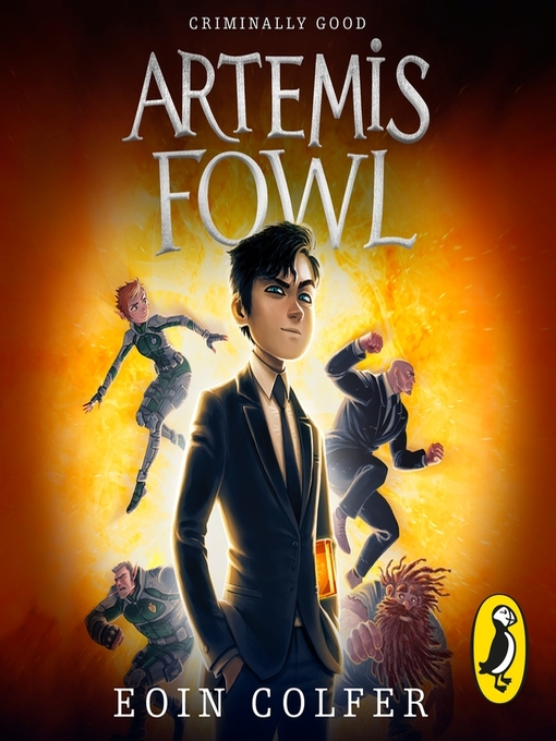 Artemis Fowl (MP3): Artemis Fowl Series, Book 1