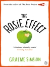 The Rosie Effect (eBook): Don Tillman Series, Book 2