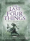 The Last Four Things (eBook): Left Hand of God Trilogy, Book 2