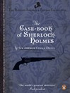 The Case-Book of Sherlock Holmes (eBook)
