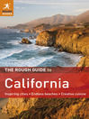 The Rough Guide to California (eBook)