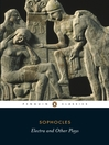 Electra and Other Plays (eBook): Electra; Ajax; Women of Trachis; Philoctetes