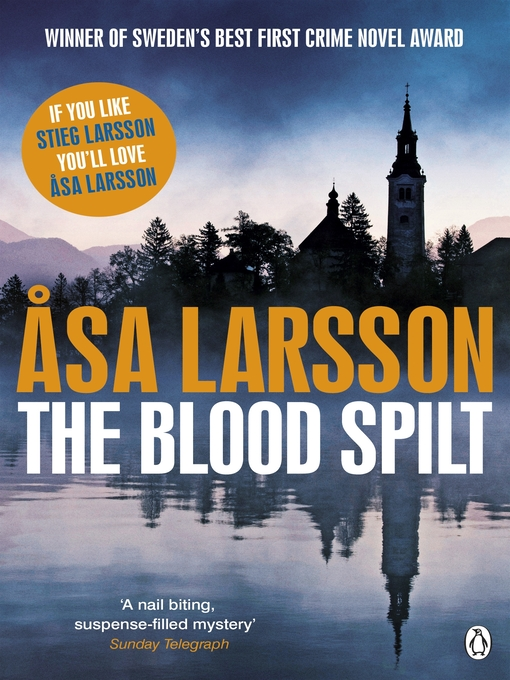The Blood Spilt (eBook): Rebecka Martinsson Series, Book 2