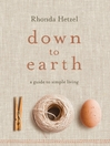 Down to Earth (eBook)