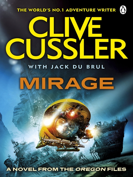 Mirage (eBook): Oregon Files Series, Book 9