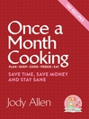 Once a Month Cooking (eBook)