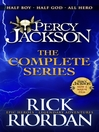 Percy Jackson (eBook): The Complete Series (Books 1, 2, 3, 4, 5)