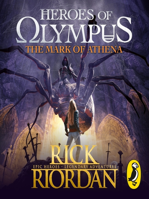 The Mark of Athena (MP3): The Heroes of Olympus Series, Book 3