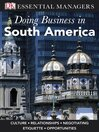 Doing Business in South America (eBook)
