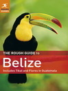 The Rough Guide to Belize (eBook)
