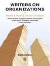 Writers on Organizations (eBook)