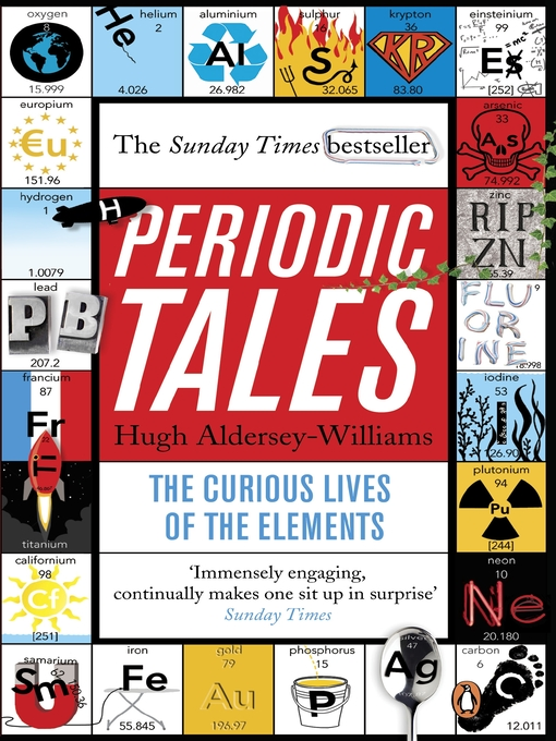 Periodic Tales (eBook): The Curious Lives of the Elements