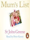 Mum's List (MP3)