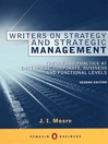 Writers on Strategy and Strategic Management (eBook): Theory and Practice at  Enterprise, Corporate, Business and Functional Levels