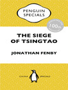 The Siege of Tsingtao (eBook)