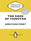 The Siege of Tsingtao (eBook)