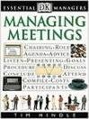 Managing Meetings (eBook)