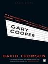 Gary Cooper (Great Stars) (eBook)