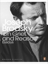 On Grief and Reason (eBook): Essays