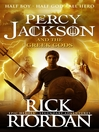 Percy Jackson and the Greek Gods (eBook)