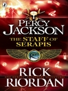 The Staff of Serapis (eBook): Percy Jackson & The Kane Chronicles Crossover Series, Book 2