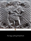 The Saga of King Hrolf Kraki (eBook)