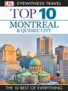 Montreal & Quebec City (eBook): Montreal & Quebec City