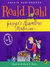 George's Marvellous Medicine (MP3)