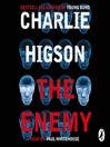 The Enemy (MP3): Enemy Series, Book 1