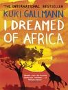 I Dreamed of Africa (eBook)