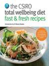 CSIRO Total Well-Being Diet Fast & Fresh Recipes (eBook)