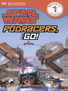 Star Wars Podracers Go! (eBook)