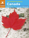 The Rough Guide to Canada (eBook)