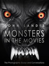 Monsters in the Movies (eBook): 100 Years of Cinematic Nightmares